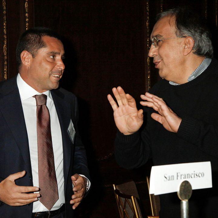 Riccardo Silva, Sergio Marchionne