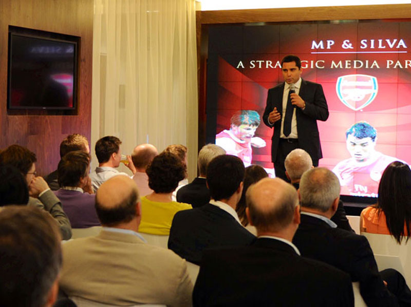 Riccardo Silva Arsenal Conference