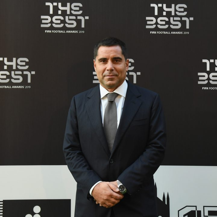 Silva International Investments and The Miami FC Owner Riccardo Silva at The Best FIFA Football Awards in Milan