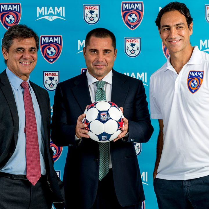 Riccardo Silva at Miami FC